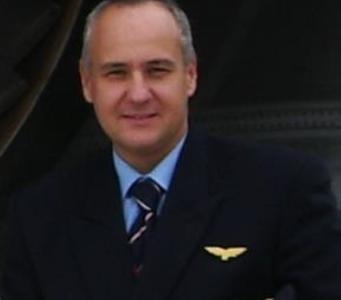 Captain Valter Sciuba President of Air Dreams